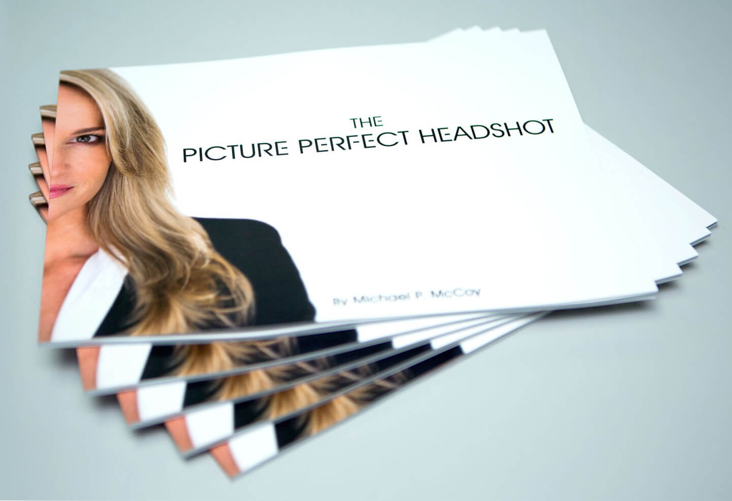 The Picture Perfect Headshot book
